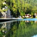 Fondo - Lago Smeraldo