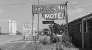 Un motel abbandonato