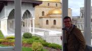 La cupola d'ora della moschea del Rabati – Foto Mirko Marino © Su gentile concessione di http://www.mirkontinental.com/ – tutti i diritti riservati