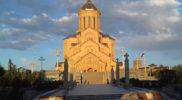 Cattedrale di Bodibe a Tbilisi – Foto Mirko Marino © Su gentile concessione di http://www.mirkontinental.com/ – tutti i diritti riservati