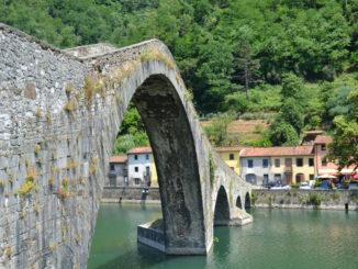 Ponte del Diavolo di Borgo a Mozzano