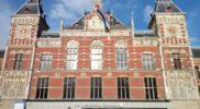 La stazione centrale di Amsterdam (foto Elena Magini per Girosognando.it)