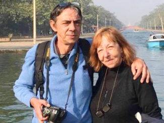Teresa Torsello e Gianni Odasso